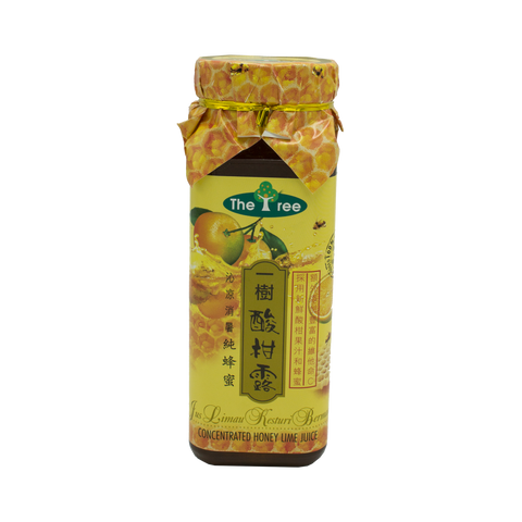 Concentrated Honey Lime Juice 一树酸柑露(浓缩)