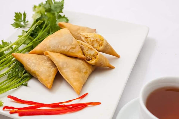 Curry Samosa image