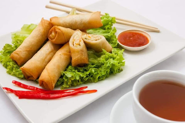 Wafi'z Vegetable Spring Roll 春卷 (菜)