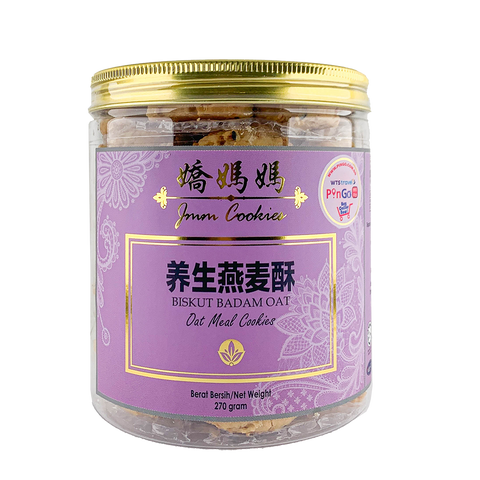 JMM Healthy Oat Meal Cookies 娇妈妈养生燕麦酥