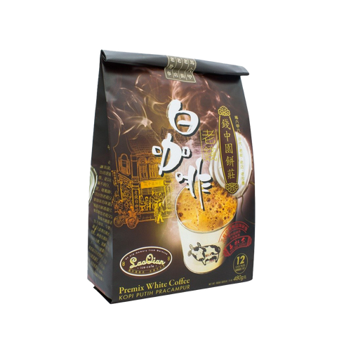 Lao Qian Instant White Coffee