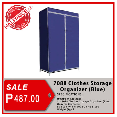 7088 Clothes Storage Organizer