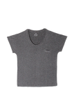Loose Fit Tee - Dark Heather Grey