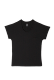 Loose Fit Tee - Black