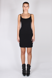 Slipdress (Short) - Black