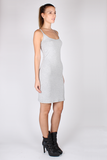 Slipdress (Short) - Heather Grey