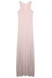 Racerback Maxi Dress - Tan