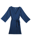Robe Dress - Denim Blue
