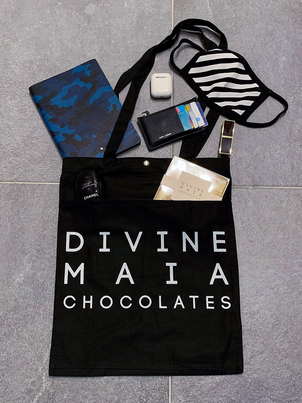Divine Maia Chocolates'