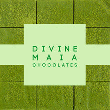 Afbeelding in Gallery-weergave laden, Divine Maia Chocolates Mini Matcha