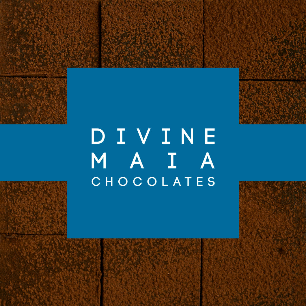 Divine Maia Chocolates Mini Vegan