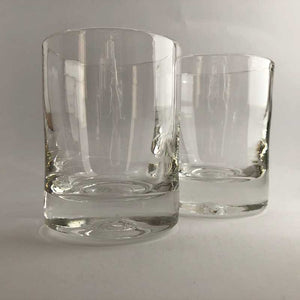 Jerpoint Glass Studios Large Whiskey Tumbler