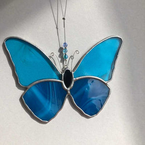 Stained Glass Butterflies - Craft Shop Bantry