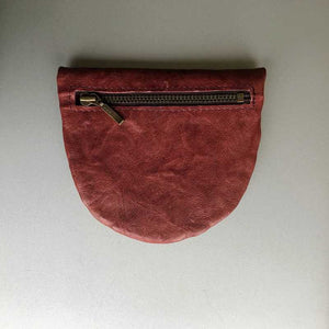 Leather Change Purse 214
