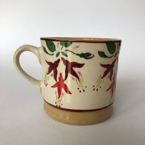 Nicholas Mosse Cup in Fuchsia Pattern - Craft Shop Bantry
