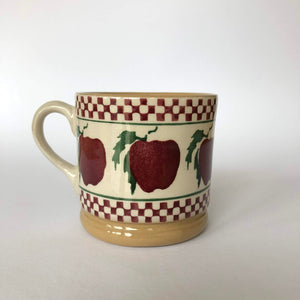 Nicholas Mosse Cup in Apple Pattern - Craft Shop Bantry