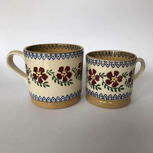 Nicholas Mosse Cup in Old Rose Pattern - Craft Shop Bantry