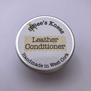 Bee's Knees Leather Conditioner, Handmade in West Cork. - Craft Shop Bantry