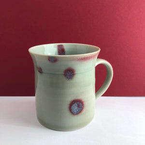 Porcelain Cup by Juliet Ball