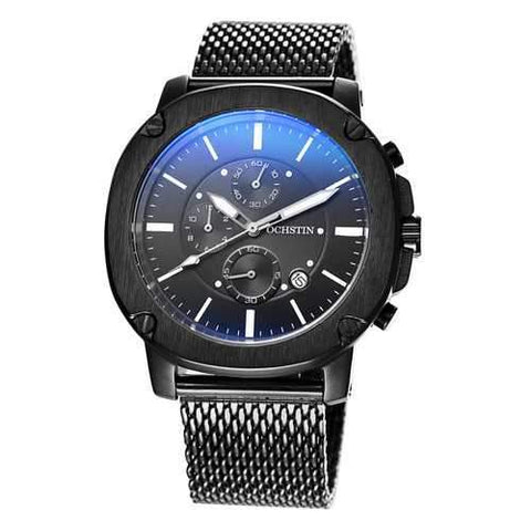 OCHSTIN GQ039 Bussiness Style Male Wristwatch Gentlement Quartz Movement Watch