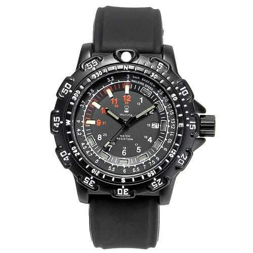 WAITIME 8015 Military Luminous Display Men Wrist Watch