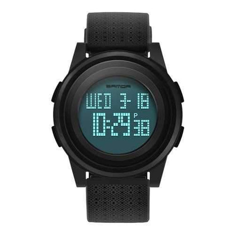 SANDA 337 Waterproof Sports Student Digital Watch