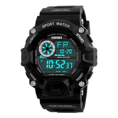 SKMEI 1019 Multi-funcional Sports Chronograph Digital Watch