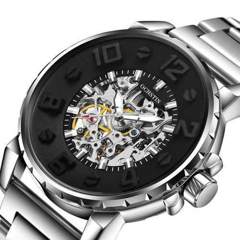 OCHSTIN 62004B 3D Dial Case Design Automatic Mechanical Watch