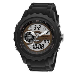 SANDA 769 Luminous Stopwatch Men Dual Digital Digital Watch