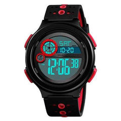 SKMEI 1374 Luminous Display Stopwatch Alarm Digital Watch