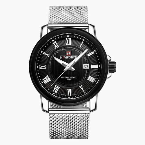 NAVIFORCE NF9052 Luminous Hand Business Style Men Watches