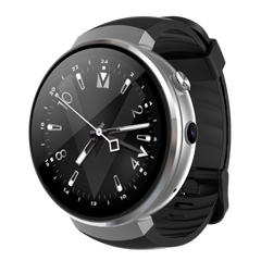 LEM M7 Android 4G Smart Watch-Silver