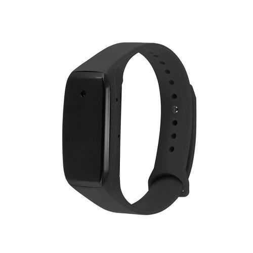 Audio Video Recorder Sport Wristband Black