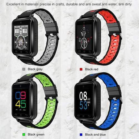 Q1 PRO Smart Watch-Green