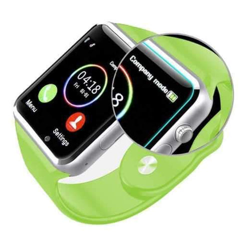 A1 Smart Wrist Watch - Green