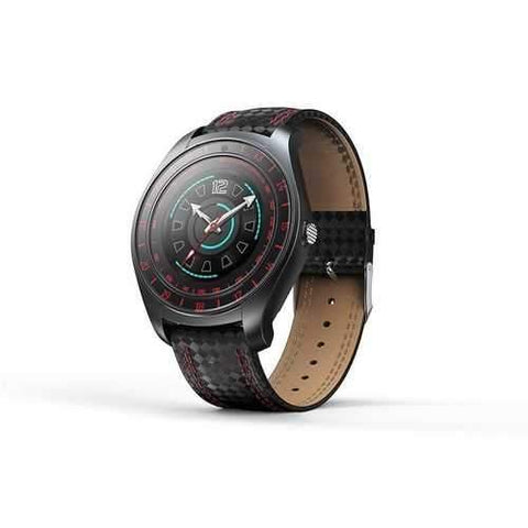 V10 Waterproof Sport Smart Watch - Red