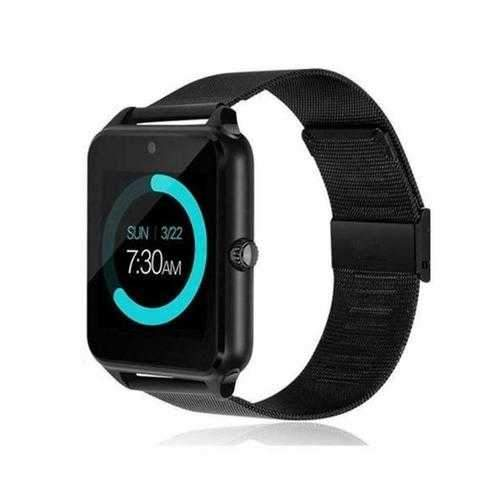 Z60 Bluetooth Smart Watch Black