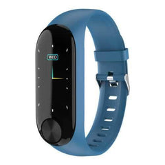 Y10 Fitness Smart Watch Blue