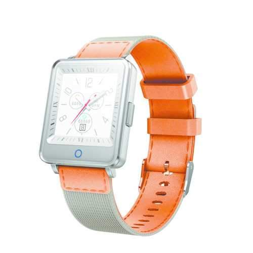 Fashion Smart Watch - Orange