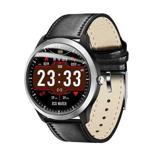 N58 Smart Watch Sports Bracelet - Black