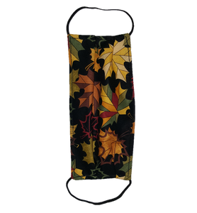 **This is 1 face cover with a reversible pattern: It has Birds, Butterfly's, and Dragonfly's on one side and Leaves in Fall Colors on the other.  **This face cover does not guarantee protection from disease.  You must wash before using. Stay safe and be well.