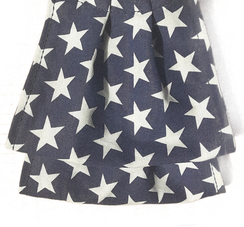 **This is 1 face cover (reversible with the same pattern on both sides): Stars on both sides.  **This face cover does not guarantee protection from disease.  You must wash before using. Stay safe and be well.