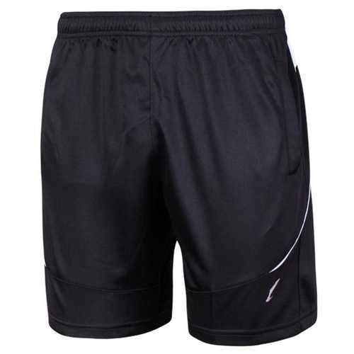 Mens Summer Sports Fitness Breathable Fast Drying Loose Shorts