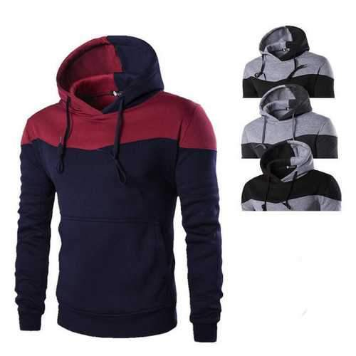 Cotton Fashion Slim Fit Long Sleeve Sweatshirt