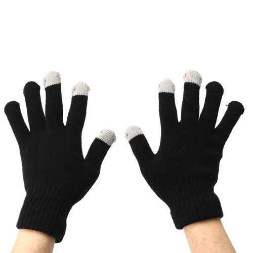 Winter Warmer Touch Screen Bike Gloves USB Electric Powered Heating Heated Washable Gloves
