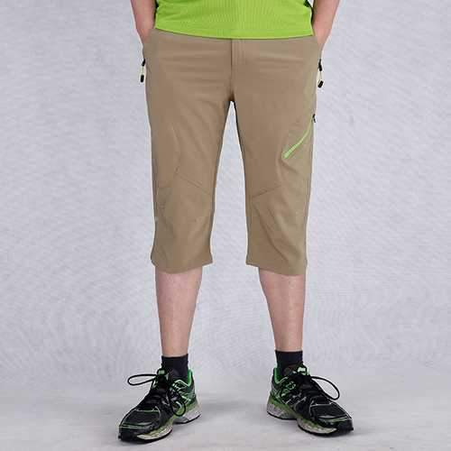 Quick Drying Outdoor Sports Summer Men's Breathable Water Repellent Elastic Waist Lovers Shorts