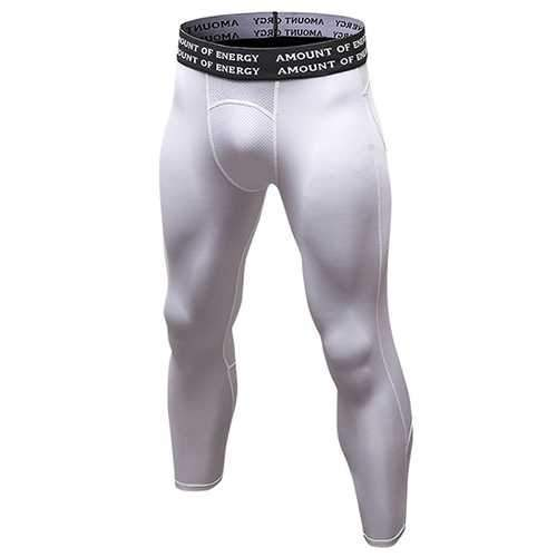 PRO Men's Sports Seven Point Pants Speed Dry Stretch Pants