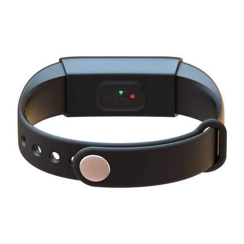 X6 Blood Pressure Heart Rate Monitor bluetooth Smart Wristband Bracelet For iPhone X 8Plus OnePlus5