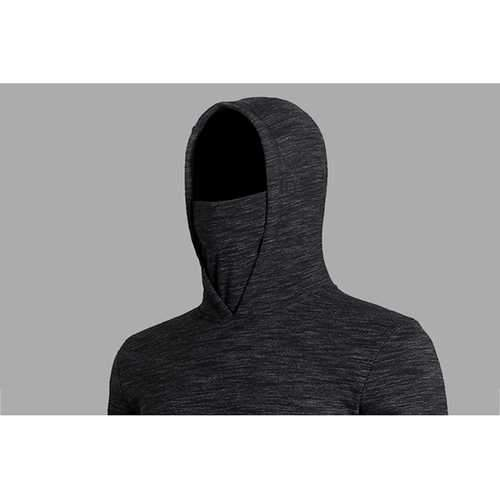 Warm Conjoined Cap Hoodies Dustproof Windproof Mask Hooded