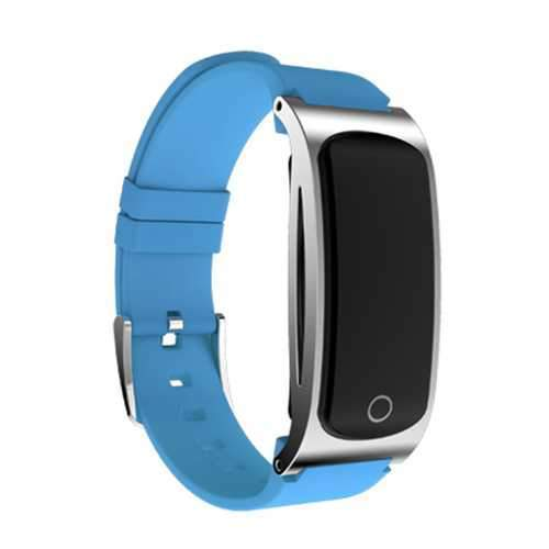Bakeey YT Blood Pressure Heart Rate Monitor Sport Fitness Tracker bluetooth Smart Wristband